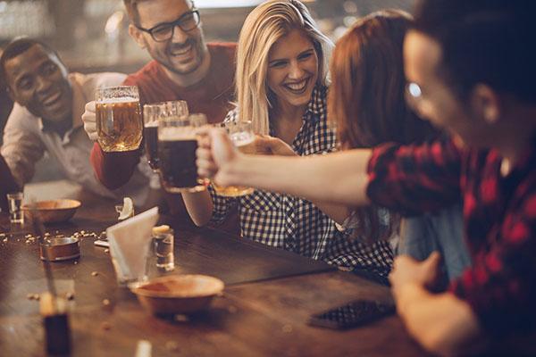 how alcohol affect the liver